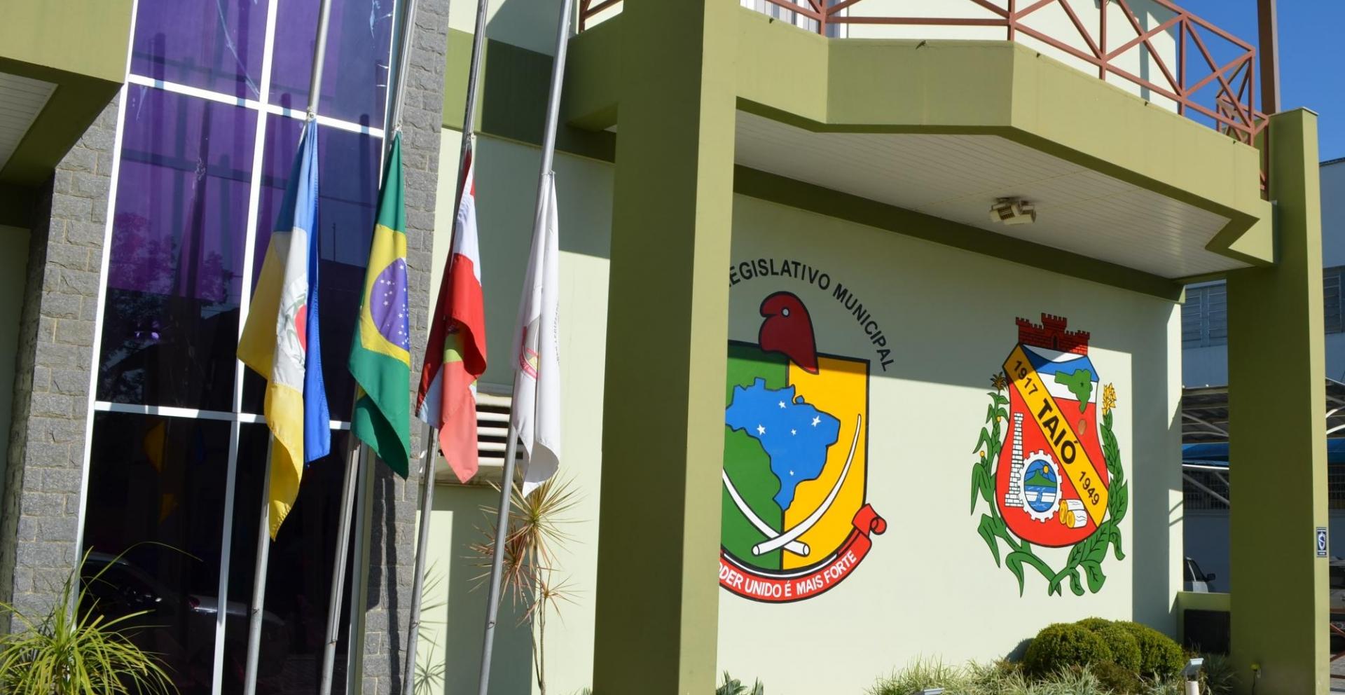 Nota Oficial da Câmara de Vereadores de Taió