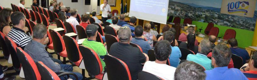 População participa de audiência pública em Taió