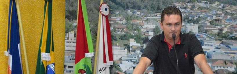 Vereador Peixinho faz pedidos ao Executivo