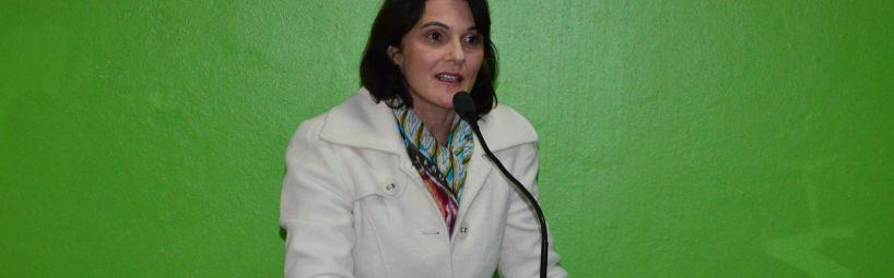 Vereadora defende unidade do SENAC em Taió